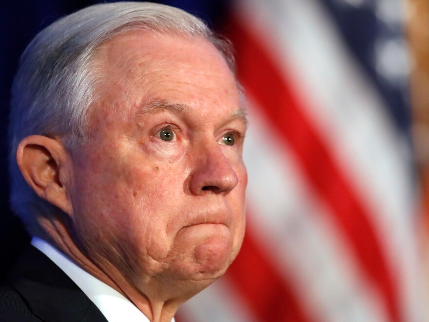 "In May, Attorney General Jeff Sessions ordered a ""zero tolerance"" policy aimed at people entering the United States illegally for the first time on the Mexican border. Over 1,000 immigrant detainees were housed in five federal prisons across the West."