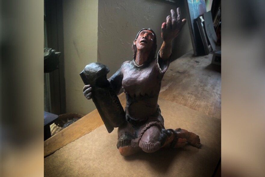 Resin Cast of Future Statue.jpg