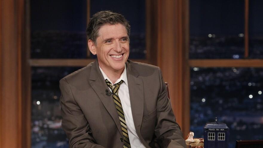 Craig Ferguson hosts <em>The Late Late Show</em> in 2011.
