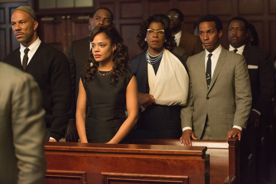 A scene from <em>Selma.</em>