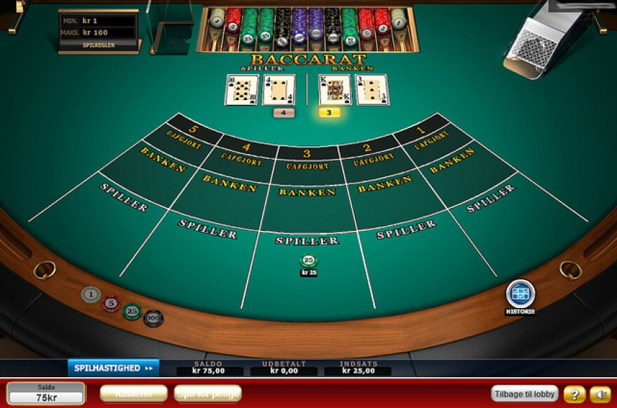 The Seminole Tribe of Florida wants the state to extend a portion of its gambling compact that expires this summer. It allows banked card games like baccarat exclusively at five Seminole casinos and generates more than a $100 million a year for the state.