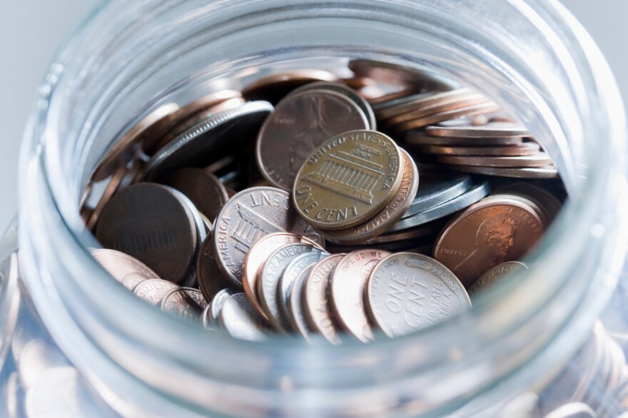 Coins have been in short supply around the U.S. during the coronavirus pandemic.