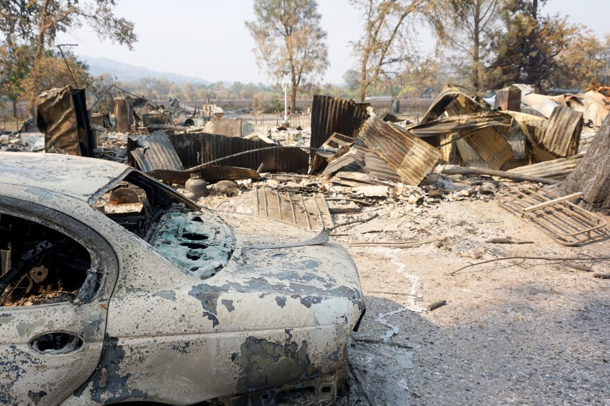 In most Western states, renters and homebuyers receive no information about the potential wildfire risk they face.