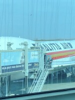 A recent flight from Senegal brought some 150 people back to the U.S., due to the coronavirus. The crew were wearing personal protective equipment — but when the flight landed, its passengers were taken to baggage claim, rather than to a health checkpoint. one passenger reported.