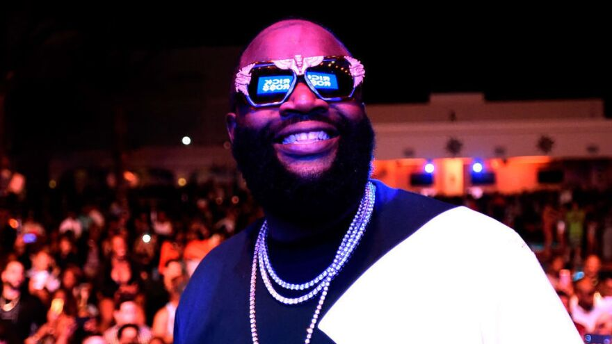 Rick Ross chose to release <em>Rather You Than Me</em> on his daughter's birthday.