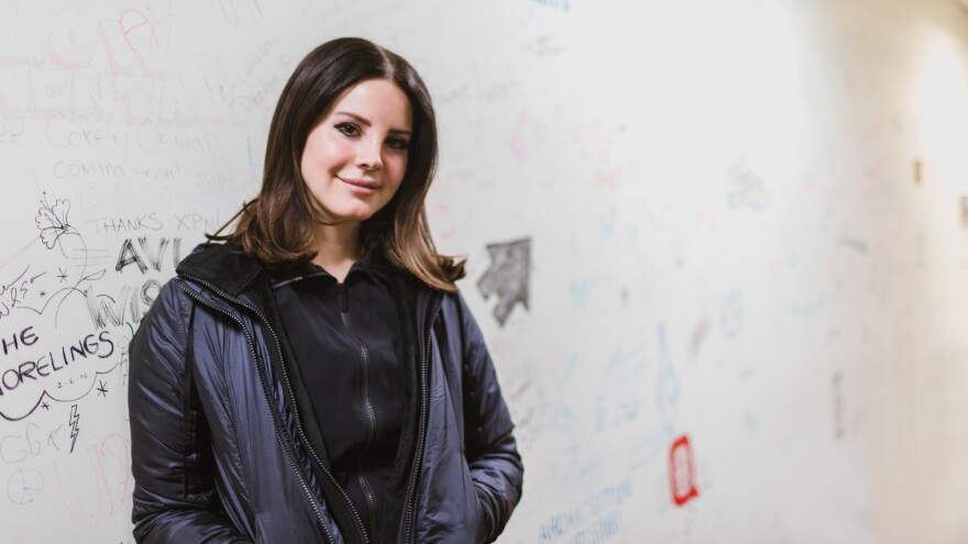 Lana Del Rey looks back on lyrics from her younger years and talks about the #MeToo movement.