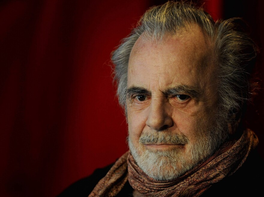 Maximilian Schell, in a photo taken in 2009. Schell, who died Saturday at the age of 83, won an best actor Oscar for his role as a defense attorney in the 1961 film <em>Judgment at Nuremberg.</em>