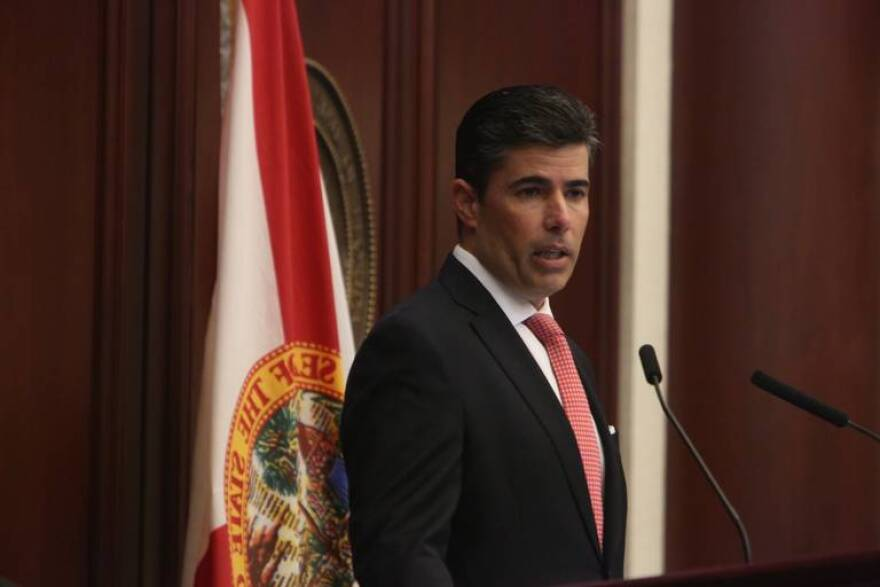 Florida House Speaker Jose Oliva