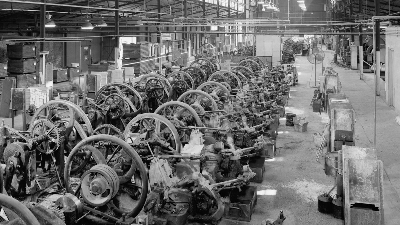 La Belle Iron Works