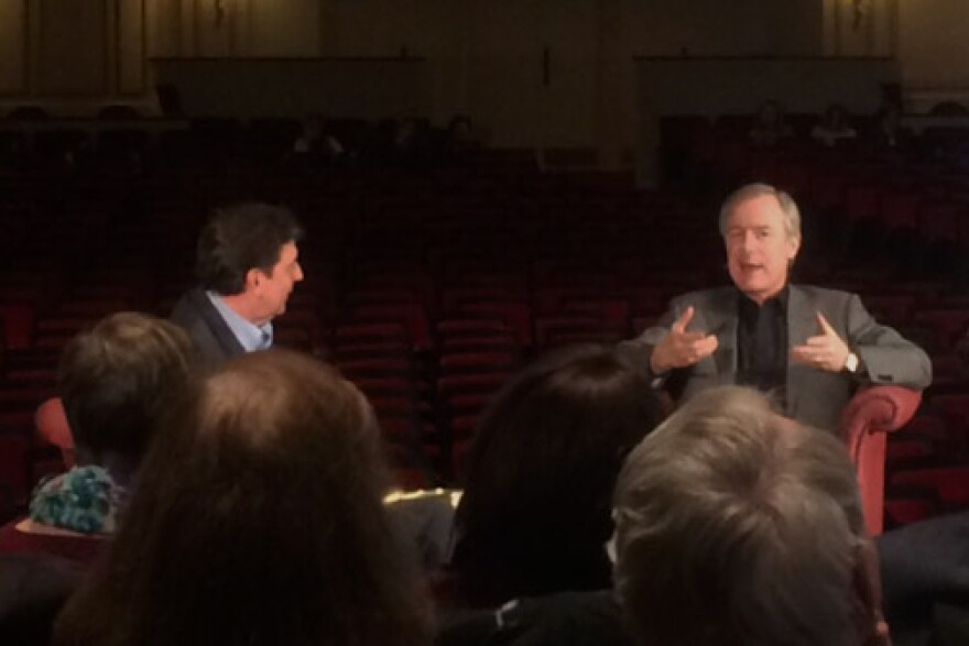 Music Director David Robertson speaks with Nine Network's Patrick Murphy about the symphony's next season