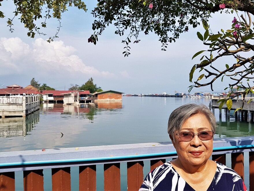 Saowanit Trikityanukul, 71, remembers helping her grandmother make Sriracha sauce when she was a child.