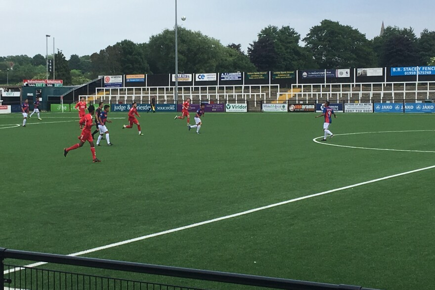 Potential sponsors urged the Confederation of Independent Football Associations, CONIFA, to drop a Tibetan team from a soccer tournament in London for fear of offending the Chinese government.