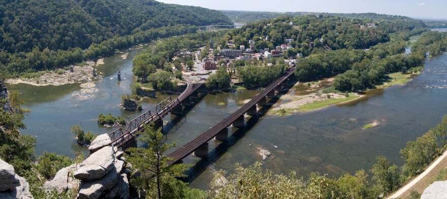 Harpers Ferry, Jefferson County, W.Va. played a pivitol role during the American Civil War.