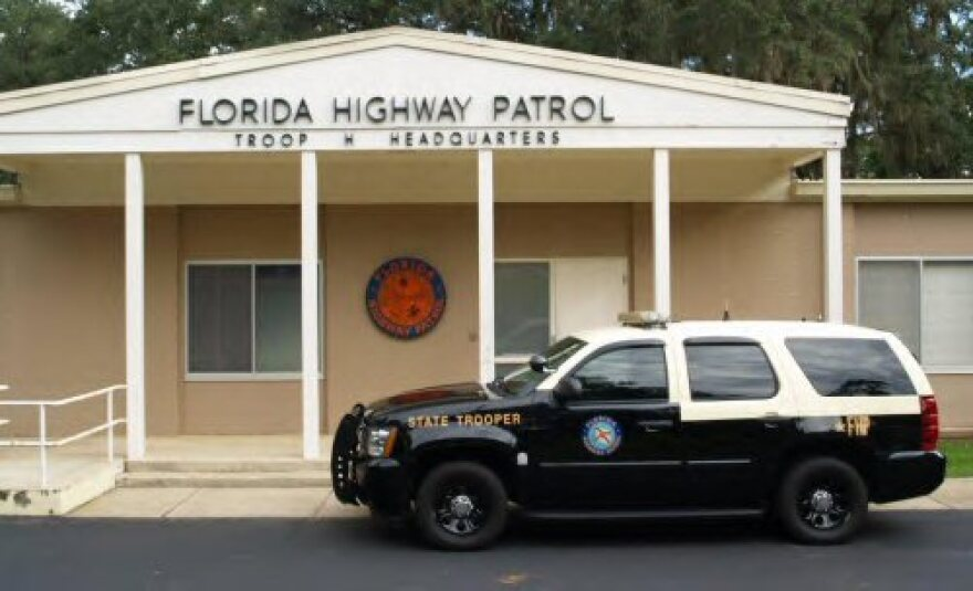 The Tallahassee station of the Florida Highway Patrol.