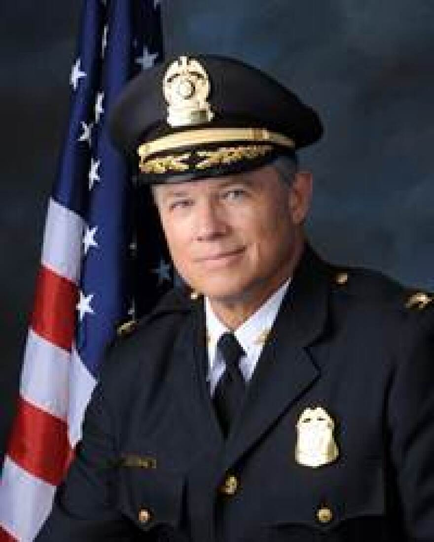 Dayton Police Chief Richard Biehl acknowledges issues with diversity within the city's police department.