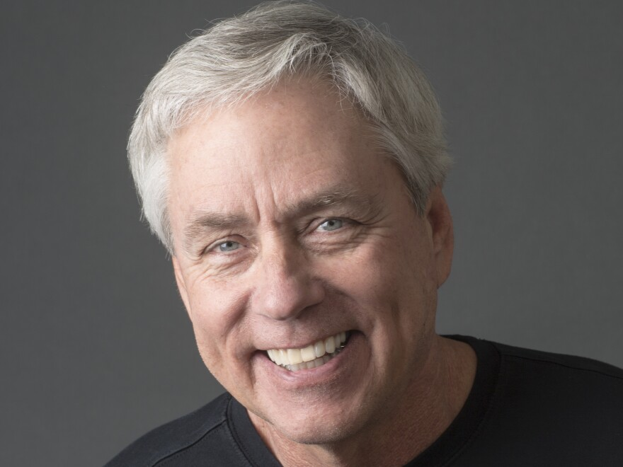 Carl Hiaasen's latest novel is <em>Squeeze Me. </em>