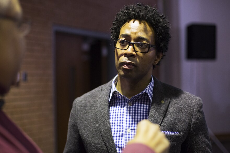 Ferguson Councilman Wesley Bell was part of a city delegation that helped work out aspects of the consent decree.