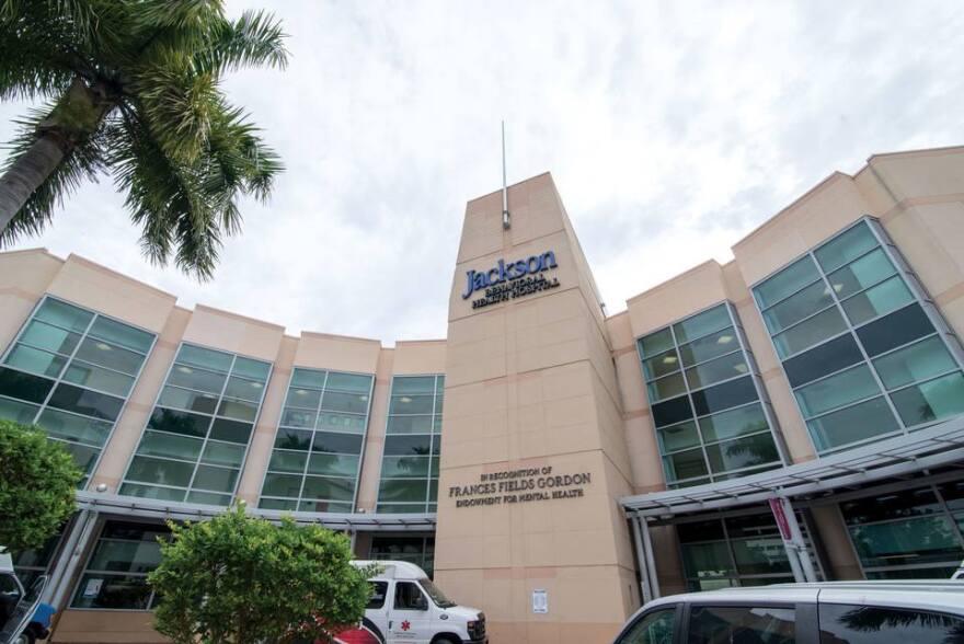 Jackson Memoria Hospital in Miami.