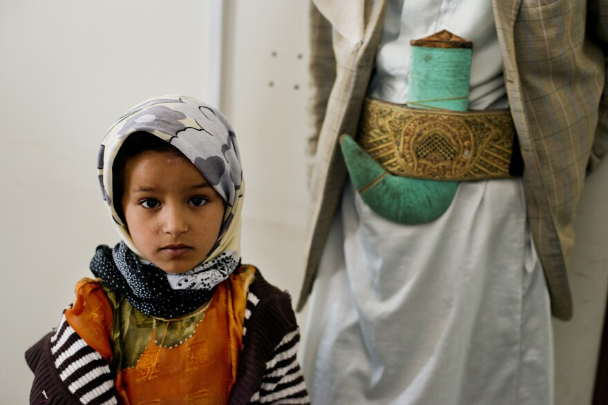 Yemen's Descent by Alex Potter