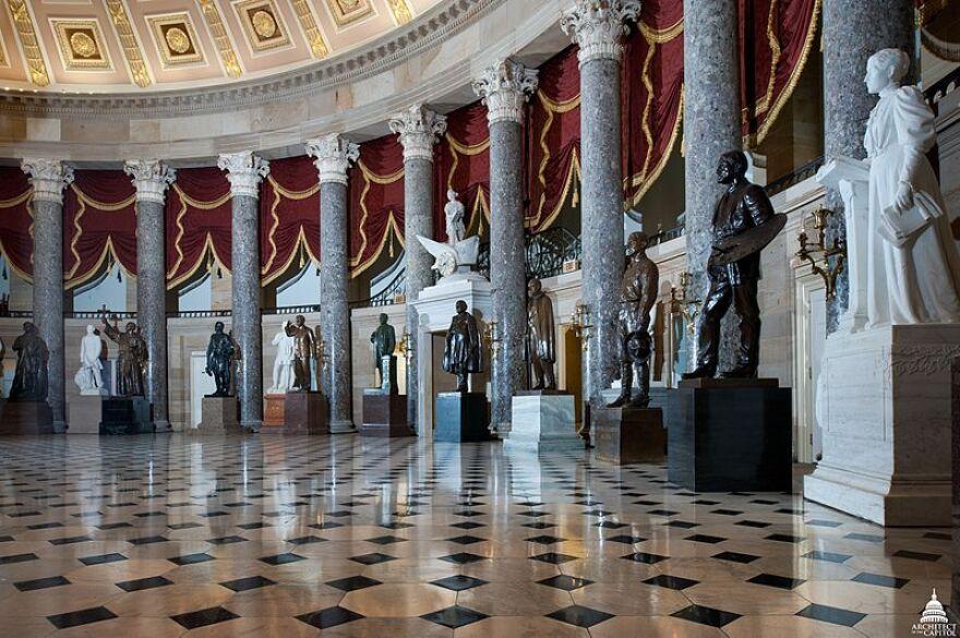 National_Statuary_Hall_since_July_1864_(28381182666).jpg