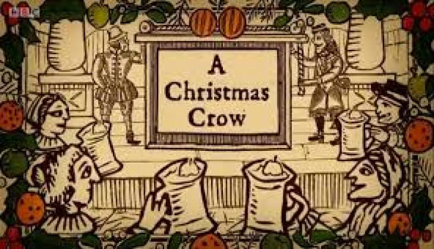 Upstart Crow: A Crow Christmas