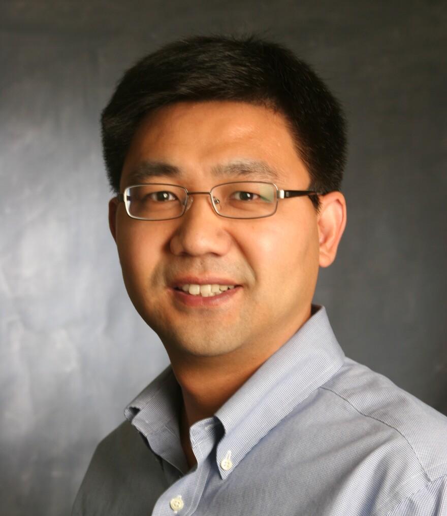 Fuqiang Zhang is a professor at Washington University's Olin School of Business.