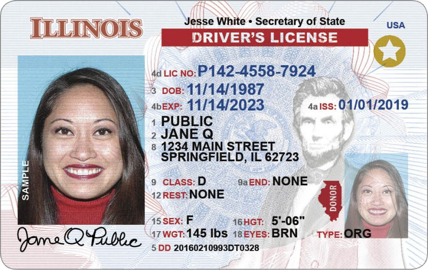 How To Get A Real ID In Illinois — And Why You Might Need One | St. Louis  Public Radio