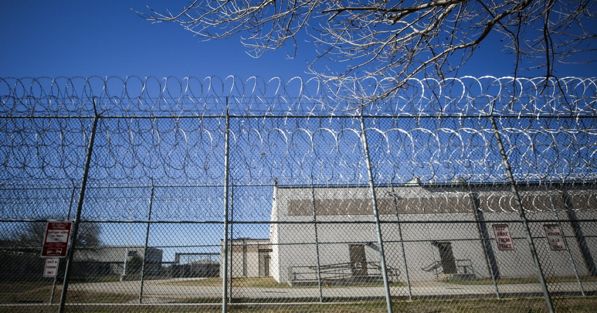 20 Inmates In Travis County's Del Valle Jail Have Tested Positive For COVID
