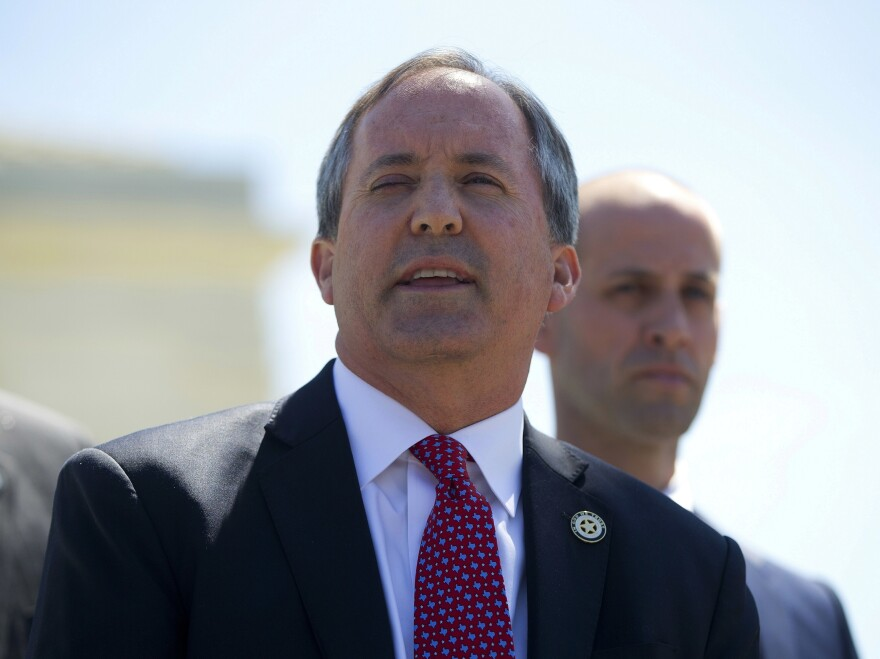 Texas Attorney General Ken Paxton filed a lawsuit in December against the federal government, in hopes of halting the arrival of Syrian refugees. This week, a federal judge dismissed the lawsuit.