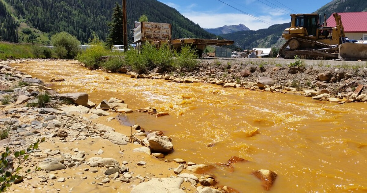 New Study Finds Mine Remediation Extremely Effective For Mountain Streams In The West