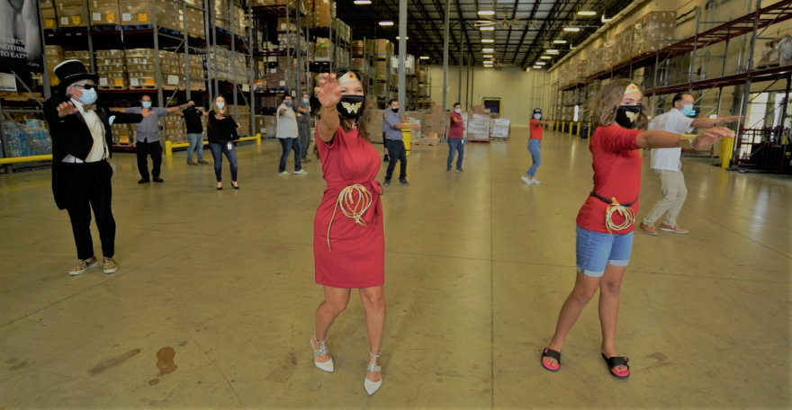 Dancing at the Food Bank.PNG