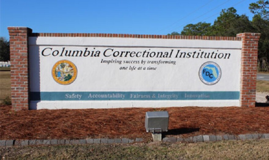 Florida Department of Corrections Secretary Mark Inch and one of his top lieutenants tested positive for COVID-19 after visiting Columbia Correctional Institution in Lake City.