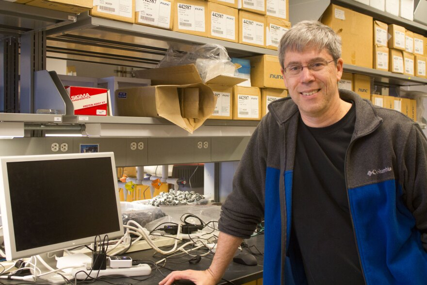 At Iowa State University's Plant Sciences Institute, Pat Schnable leads a group that collaborates with data scientists.