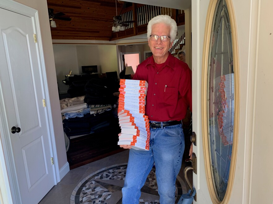 Steve Wickham, at home in Grundy County, Tenn., has developed an educational seminar with his wife, and fellow nurse, Karen, that they are using to help people with Type II diabetes bring blood sugar under control with less reliance on drugs.