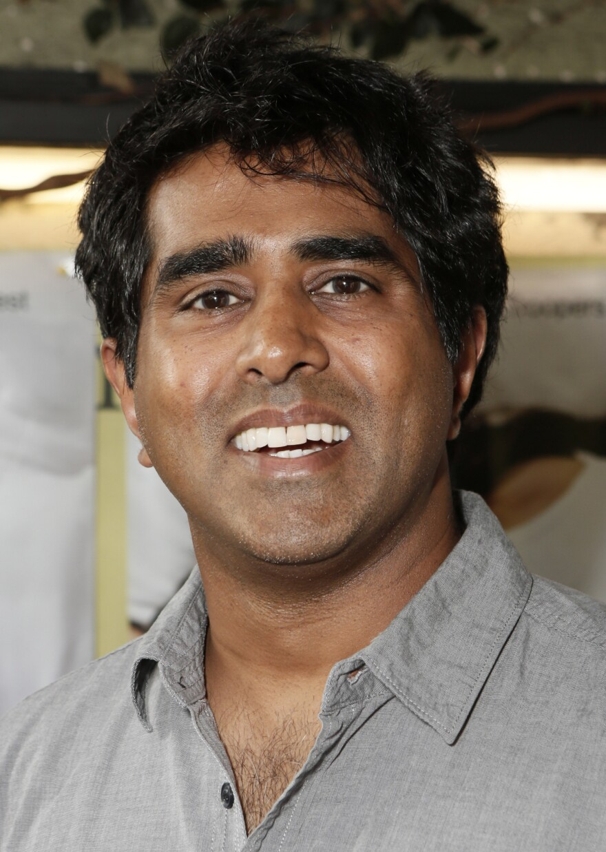 Writer-director Jay Chandrasekhar's credits include <em>Super Troopers</em>, <em>Beerfest </em>and <em>The Babymakers</em>, which opened in theaters this weekend,