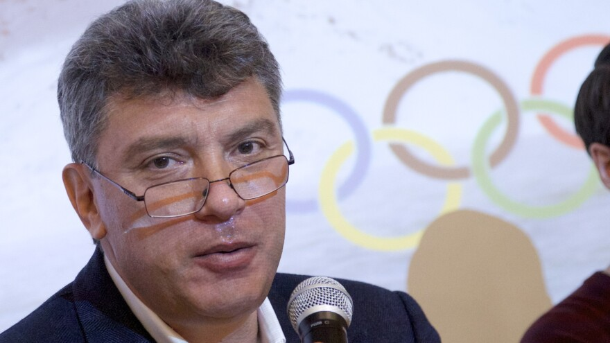 Russian opposition leader Boris Nemtsov, who was shot dead last Friday, was one of the most outspoken critics of President Vladimir Putin. No arrests have been made in his killing.