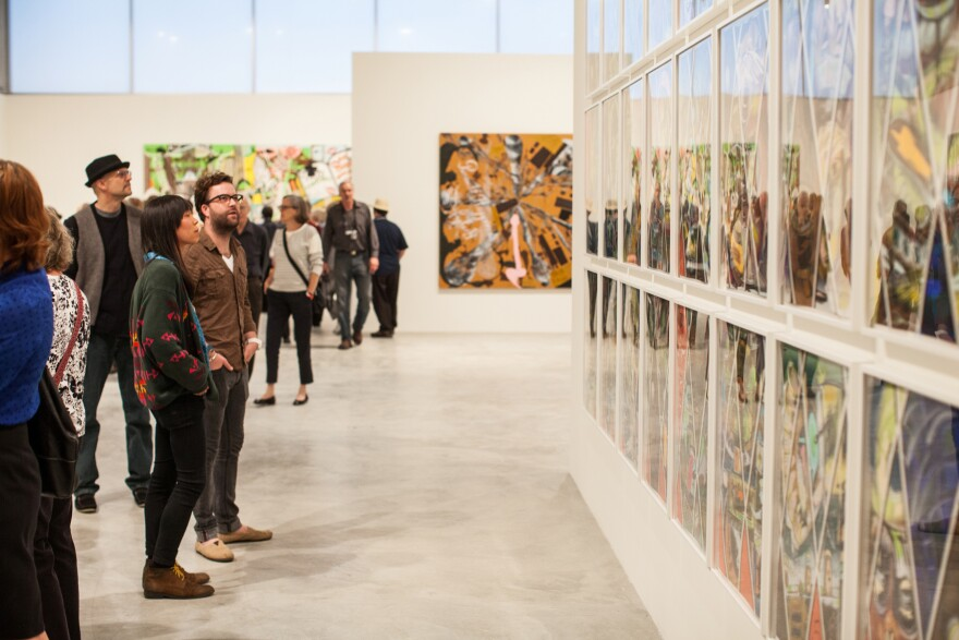 A recent show at the Contemporary Art Museum