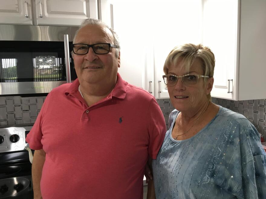 Louis and Linda Foranoce were skeptical about an organ transplant from a donor with hepatitis C. But after learning more, the two decided to go for it.