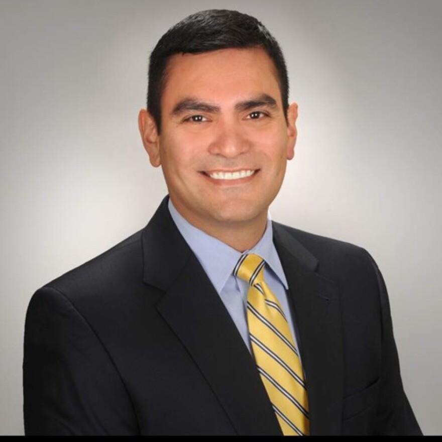 Jorge Luna, transit planner with HDR.