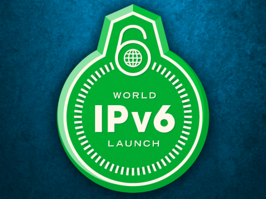 A new version of the Internet protocol system called IPv6 launched Wednesday, adding trillions upon trillions of new Internet addresses.