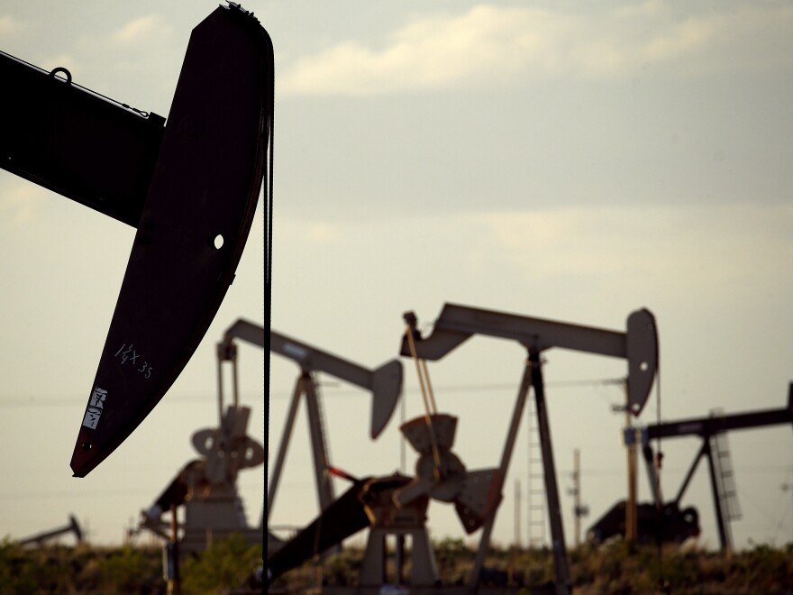 An oil field near Lovington, N.M. A new study finds that in the last decade energy analysts have grown worse at predicting future energy production, demand and prices.