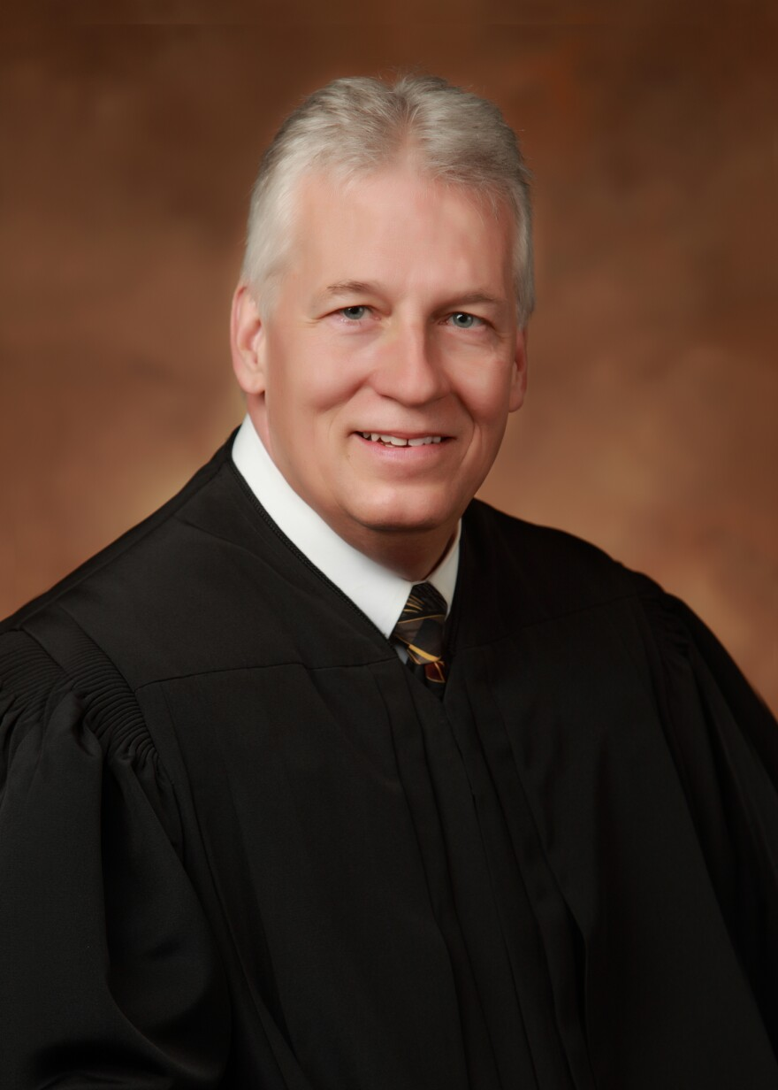 St. Louis circuit judge Rex Burlison in a head shot provided by the 22nd Judicial Circuit