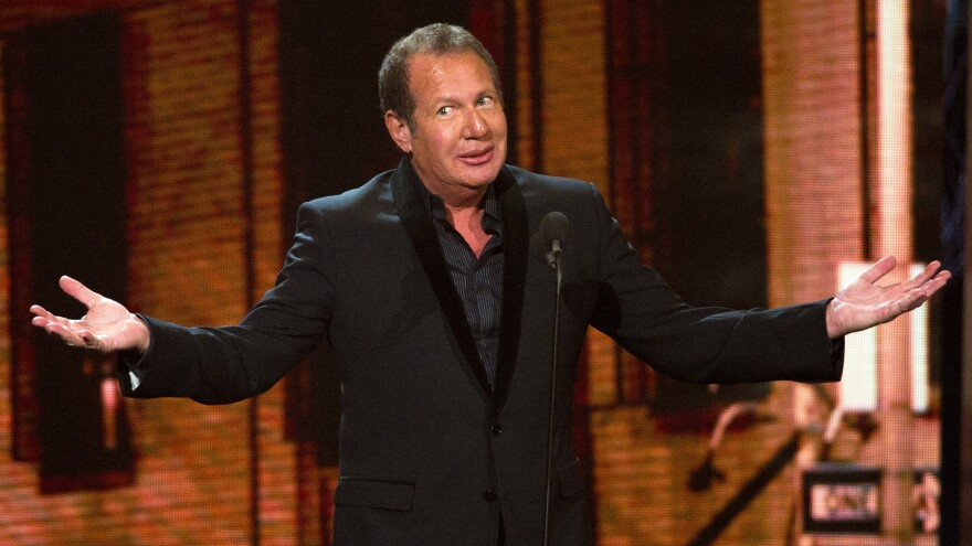 Garry Shandling appears at the 2011 Comedy Awards presented by Comedy Central in New York.