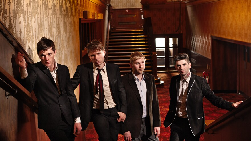Franz Ferdinand's latest album is titled <em>Right Thoughts, Right Words, Right Action.</em>