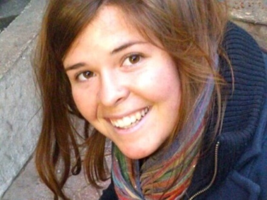 Family members confirmed Tuesday that Kayla Mueller, 26, had died. Kidnapped in Syria in 2013, she was held by the Islamic State, which reported that she was killed in Jordanian airstrikes.