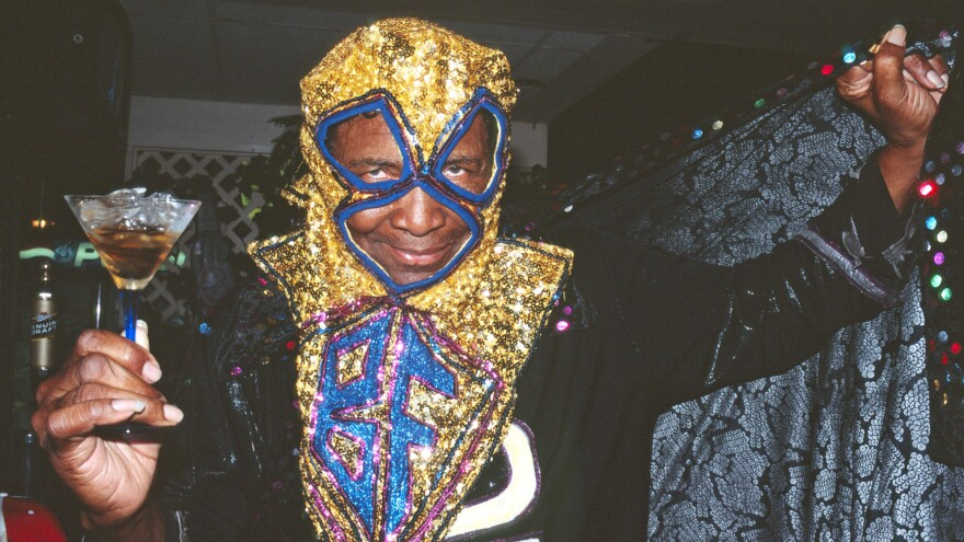 Blowfly, New Year's Eve 2009