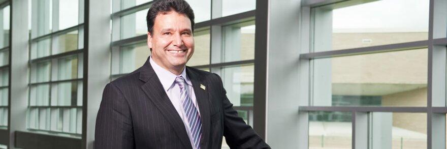 Business Dean Moez Limayem