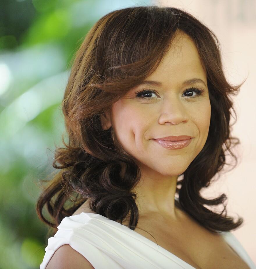 Rosie Perez (above) becomes a regular co-host on <em>The View</em> Sept 15.