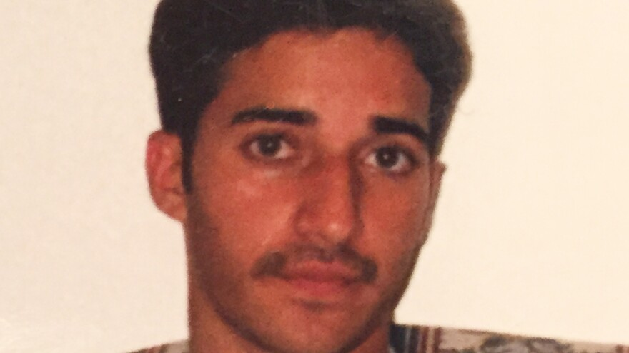 Now 35, Adnan Syed has been granted a new hearing by a Maryland circuit court. He's seen here in an undated photo provided by his brother, Yusuf Syed.