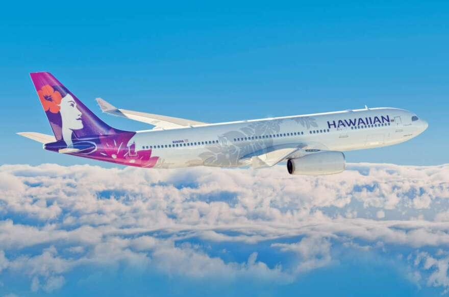 Photo: Hawaiian Airlines